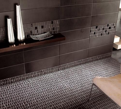 Bagno Moderno Mosaico. Stunning Oltre Fantastiche Idee Su Bagni Su ...